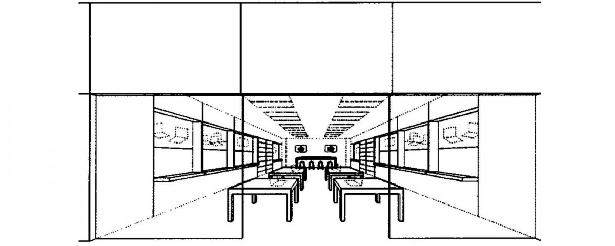 Protecting trade dress apple store configuration jp webb for Trade show floor plan software